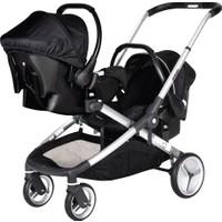 Prego 2072 İbiza Travel Sistem Bebek Arabası