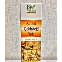 Bio Vitals Kabak Çekirdeği Yağı 50Cc