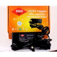 Gold Step 19V-4.74A 5.5 x 2.5 Laptop Adaptörü