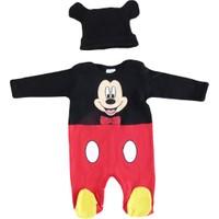 Disney Mickey Mouse Patikli Tulum + Şapka