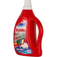 Tampa Renkliler İçin Sabun Kokulu Konsantre Sıvı Çamaşır Deterjanı 2 Litre