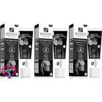Bioder Erkeklere Özel Tüy Dökücü Krem 3'lü Paket