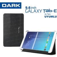 "Dark Samsung Galaxy Tab E T560/T561/T562 9,7"" Siyah Stand ve Kılıf (DK-AC-SMK9602)"