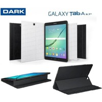 "Dark Samsung T550 9.7"" Tab A Siyah Stand ve Kılıf (DK-AC-SMK9762)"