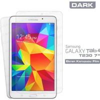 """Dark Samsung Galaxy Tab4 7"""" T230 Ultra Şeffaf Ekran Koruyucu Film (DK-AC-SMSP704T4)"""