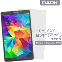 """Dark Samsung Galaxy Tab S T700 8.4"""" Ultra Şeffaf Ekran Koruyucu Film (DK-AC-SMSP804)"""