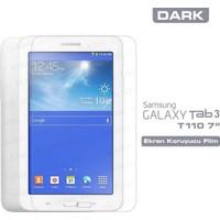 """Dark Samsung Galaxy Tab3 Lite 7"""" T110/T113/T116 Ultra Şeffaf Ekran Koruyucu Film(DK-AC-SMSP705T3L)"""