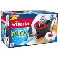 Vileda Vileda Turbo Mop Yeni Pedallı Temizlik Seti