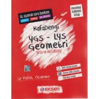 Eksen Yayıncılık Kafadengi Ygs-Lys Geometri Soru Bankası-Orta Ve İleri Düzey