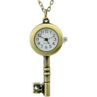 Modakedi Anahtar Köstekli Saat Kadın Kolye
