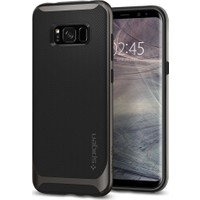 Spigen Samsung Galaxy S8 Kılıf Neo Hybrid Gunmetal - 565CS21594