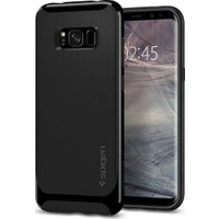 Spigen Samsung Galaxy S8 Kılıf Neo Hybrid Shiny Black - 565CS21599