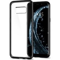 Spigen Samsung Galaxy S8 Kılıf Ultra Hybrid Jet Black - 565CS21630