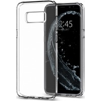 Spigen Samsung Galaxy S8 Plus Kılıf Liquid Crystal Crystal Clear - 571CS21664