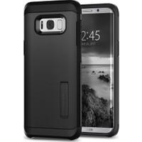 Spigen Samsung Galaxy S8 Plus Kılıf Tough Armor Black - 571CS21695