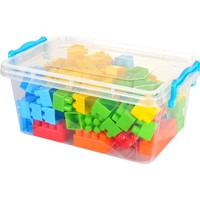 Engin Oyuncak Lego Renkli Eğitici Bloklar - Sandıklı