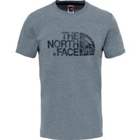 The North Face T0A3G1Jbv M S/S Woodcut Dome Tee Erkek T-Shirt