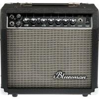 Bluesman Gf-15 Çift Giriş + Reverb Amfi