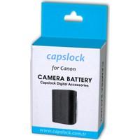 Canon 5D Mark Iv Batarya Pil * Capslock Lp-E6