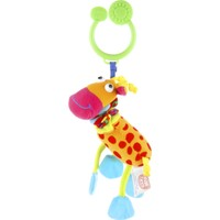 Biba Titreşimli Çıngıraklı Seyahat Arkadaşım Zürafa