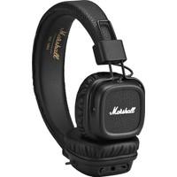 Marshall Major II Bluetooth CT Kulaküstü Kulaklık Siyah