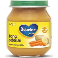 Bebelac Gold Bahçe Sebzeleri Kavanoz Maması 125 gr