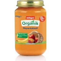 Milupa Organik Meyve Kokteyli Kavanoz Maması 200 gr