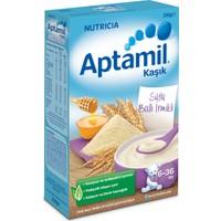 Aptamil Kaşık Sütlü Ballı İrmikli Tahıl Bazlı Kaşık Maması 250 gr