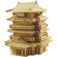 İdeal 3D Büyük Ahşap Maket Prens Teng'in Köşkü
