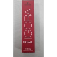 Schwarzkopf Igora Royal Saç Boyası 8-77 Açık Kumral Yoğun Bakır 60 ml