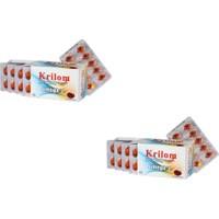 Krilom Omega-3 Balık Yağı - Ifos Belgeli 50 Yumuşak Kapsül - 2 Kutu