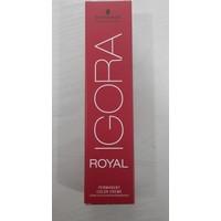Schwarzkopf Igora Royal Saç Boyası 8-0 Açık Kumral 60 ml