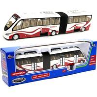 Vardem Metal Model Metrobüs Aracı Sesli Işıklı Kapıları Açılır Çekbırak
