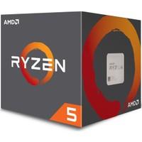 AMD Ryzen 5 1600 3.60GHz/3.40GHz 16MB Cache Soket AM4 İşlemci