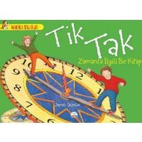 Tik Tak: Zamanla İlgili Bir Kitap