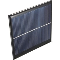 Solar Panel Güneş Paneli Batarya 5.5V 0.6W 90Ma Güneş Pili