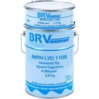 Brv Mrn-1100 Universal Tip Epoksi Yapıştırıcı, İki Bileşenli, Solventsiz