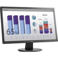 "HP V243 W3R46AA 24"" 7ms (Analog+DVI) Full HD Led Monitör"