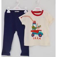 Mamino 8401 Bebek Pijama Takımı
