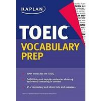 Kaplan Toeıc Vocabulary Prep