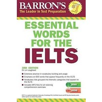 Barron's Essential Words for the IELTS, 3rd Edition