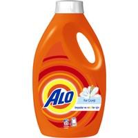 Alo Sıvı Çamaşır Deterjanı Kar Çiçeği 33 Yıkama 2'li Paket