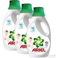 Ariel Baby Sıvı Çamaşır Deterjanı 27 Yıkama Bebekler İçin 3'lü Paket