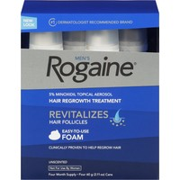 Johnson & Johnson Rogaine Köpük Men Hair Regrowth Treatment Foam 4'lü 240 mL Set