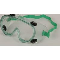 Enz 550 Komponentli Şeffaf Gözlük Polikarbonat Lensli