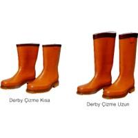 Derby Çizme Kısa 40
