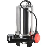Sumak Sdf 15/1,5 İnox Pis Su Dalgıç Pompa 1.1/2''