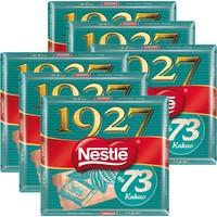 Nestle 1927 Çikolata %73 Kakao 80 Gr x 6 Adet