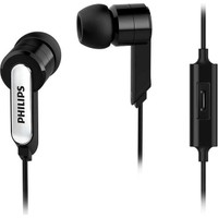 Philips She1405Bk/10 Headphone Outdoor Mikrofon