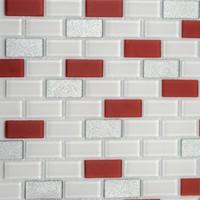 Mcm Mp 445 Mutfak Tezgah Arası Kristal Cam Mozaik